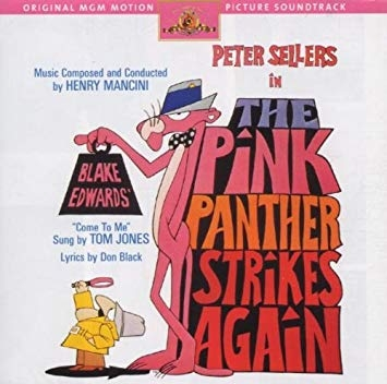 The-pink-panther-theme-song